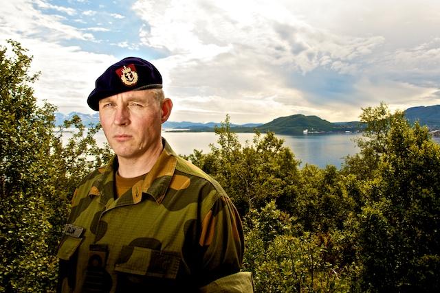Kommandørkaptein Jon Ivar Kjellin