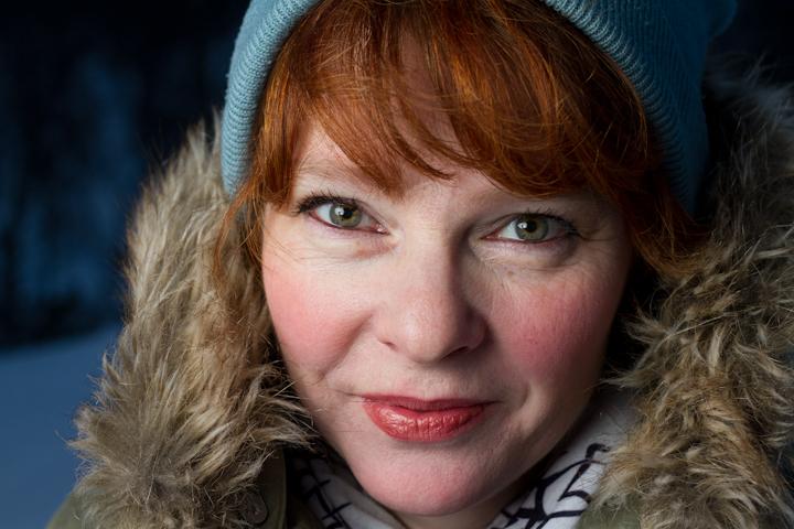 Forfatter Siri Fjellvang Tobiassen