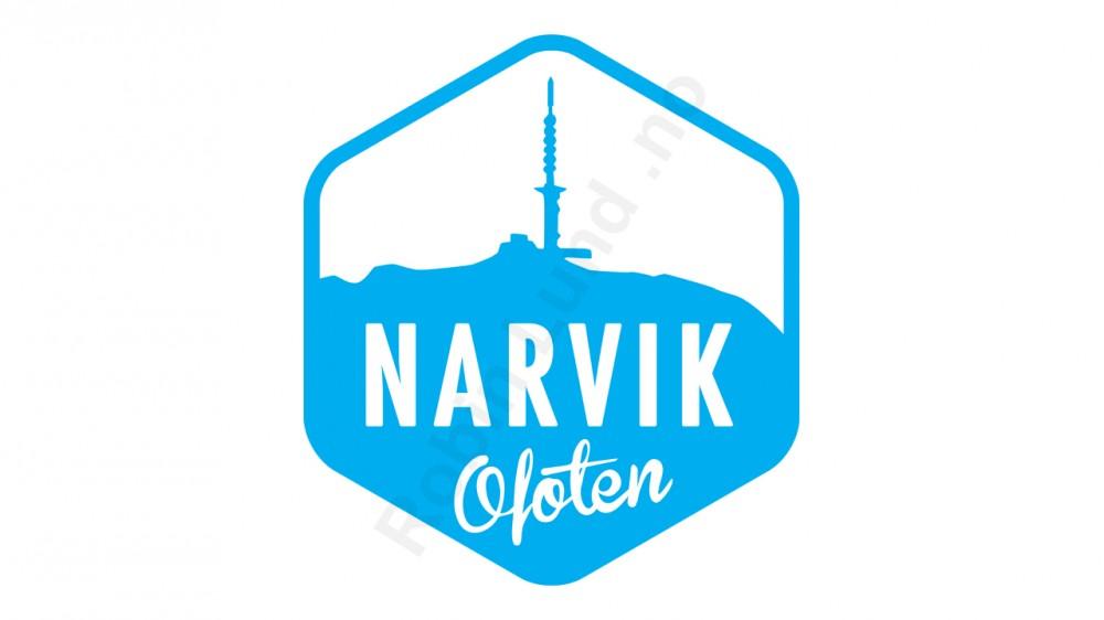 Retro Narvik-emblem