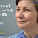 NSR presidentkandidat