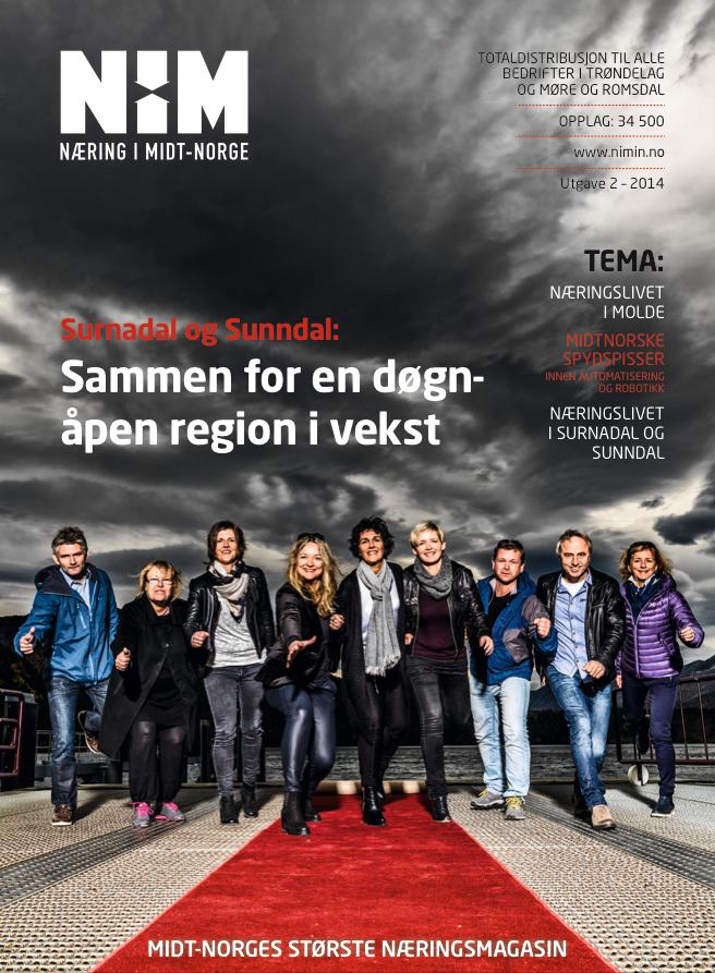Andre Midt-Norge-utgave