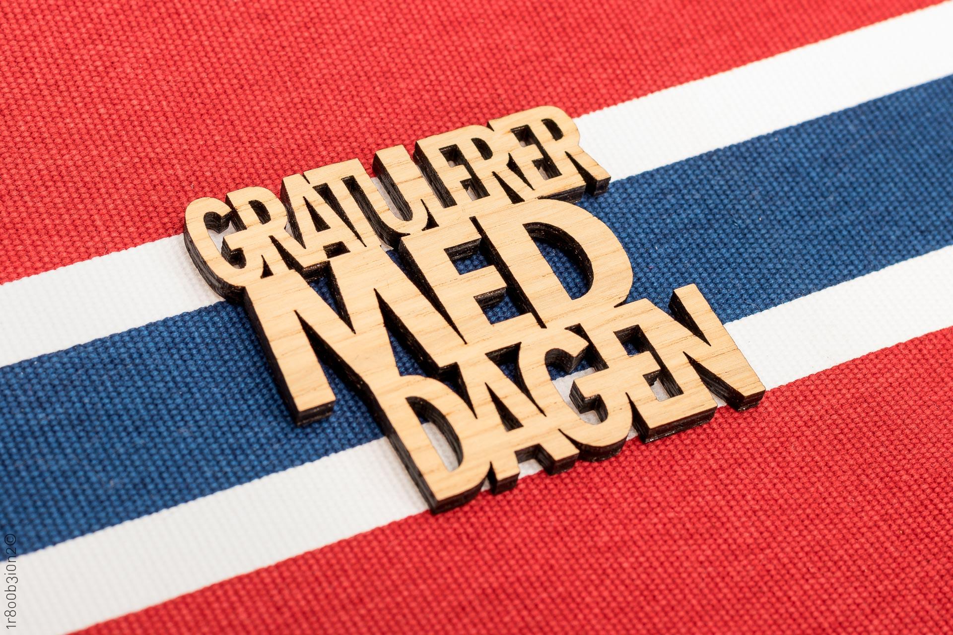 gratulerer med dagen sang på norsk