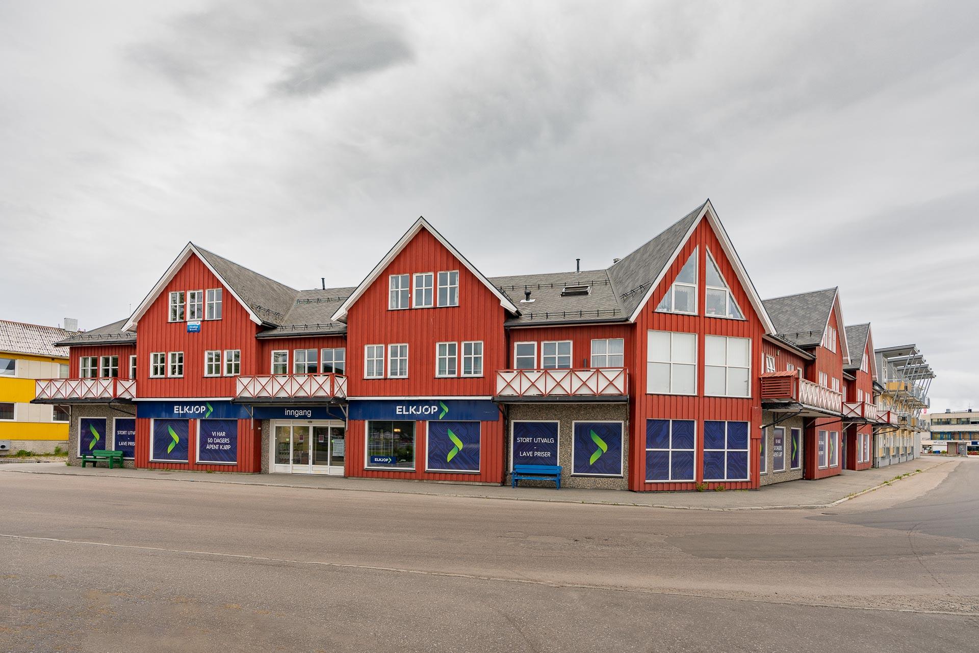 Elkjøp Stokmarknes