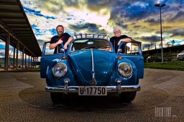 En av Narviks fineste biler. Foto: Robin Lund .no