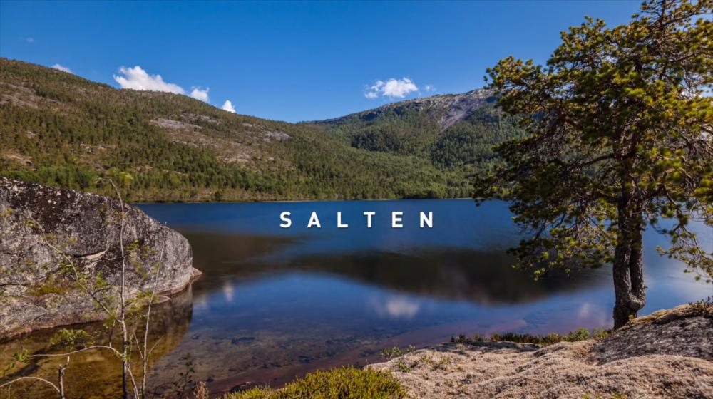 Salten time-lapse showreel