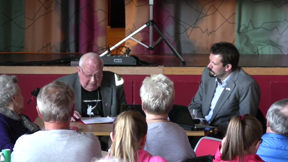 Filmdokumentasjon «Krigsår i Evenes»