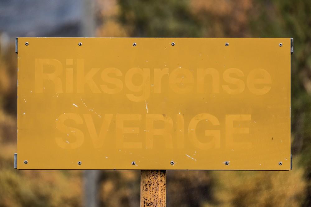 Riksgrense Sverige
