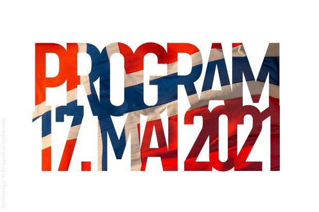 Program 17. mai 2021