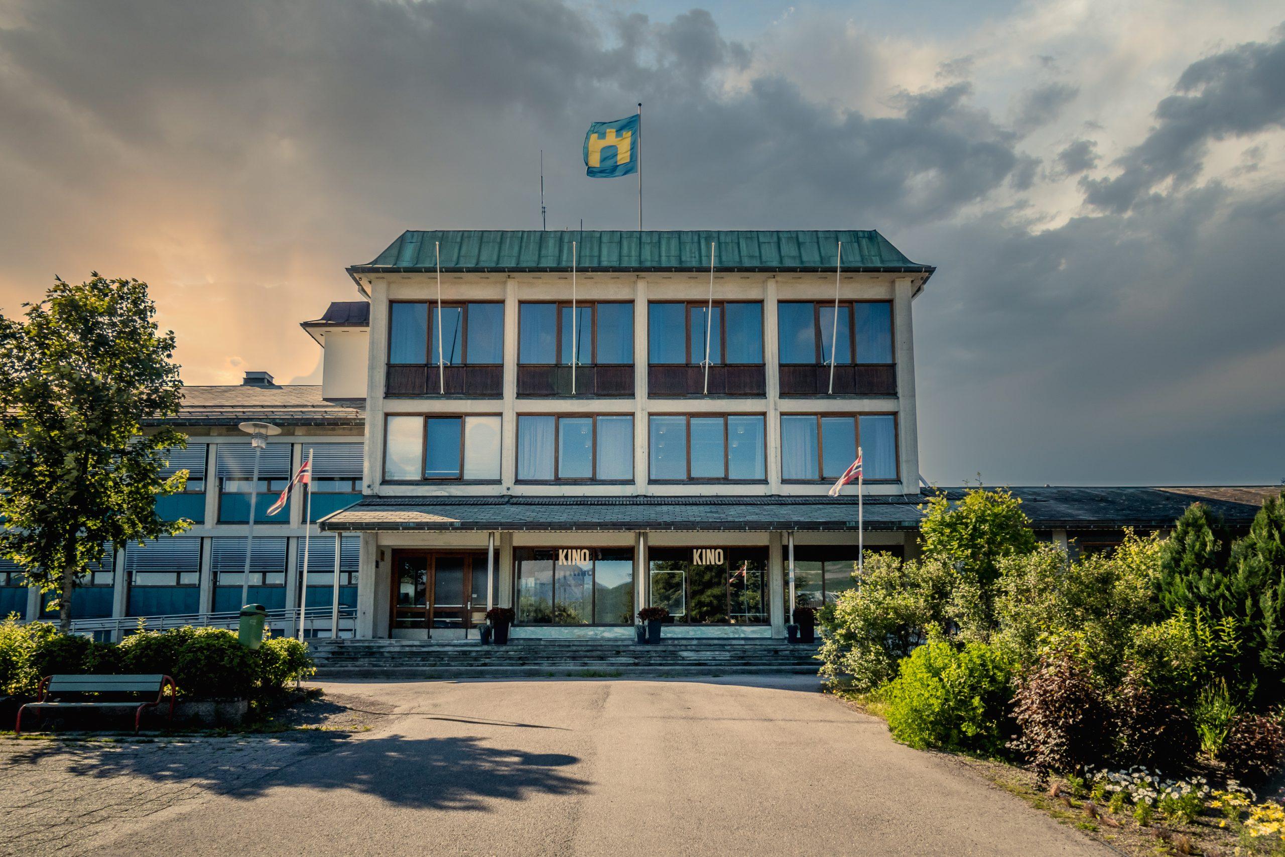 Sortland rådhus