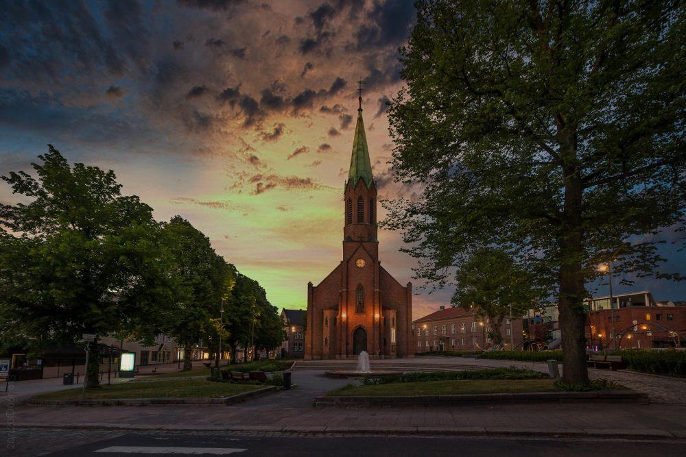 Moss kirke