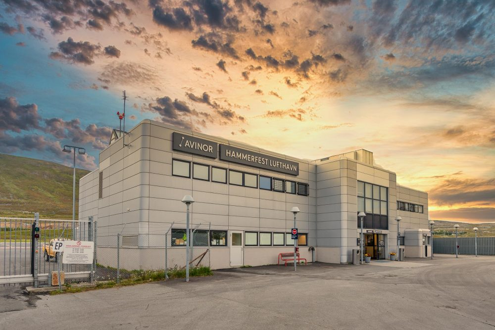 Hammerfest lufthavn