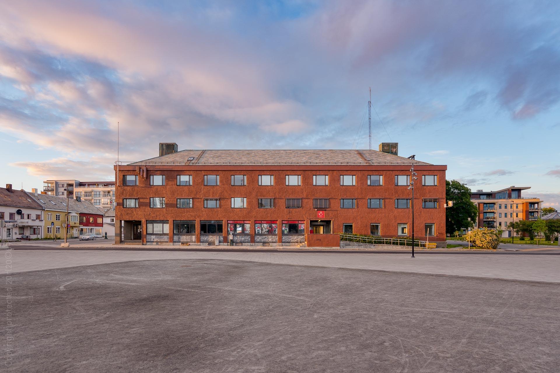 Bodø postkontor