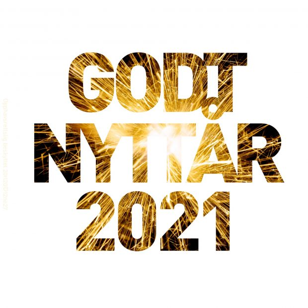 Godt nyttår 2021