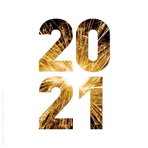 Godt nyttår 2021 – Robin Lund
