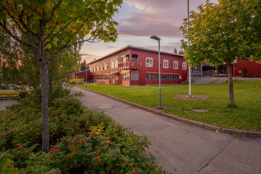 Skatval skole, Trøndelag