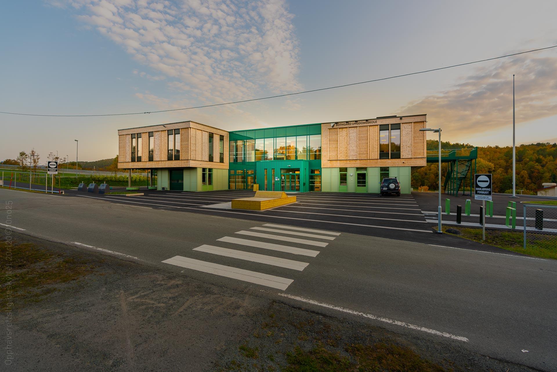 Botngård ungdomsskole