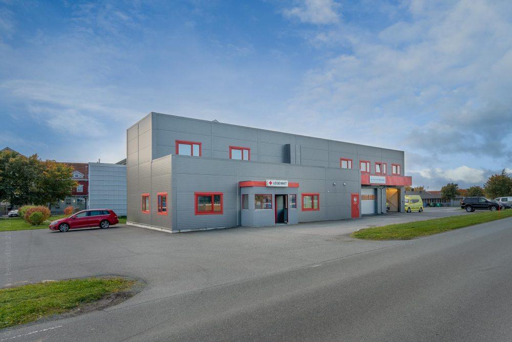 Legevakt og Ambulanse Midt-Norge