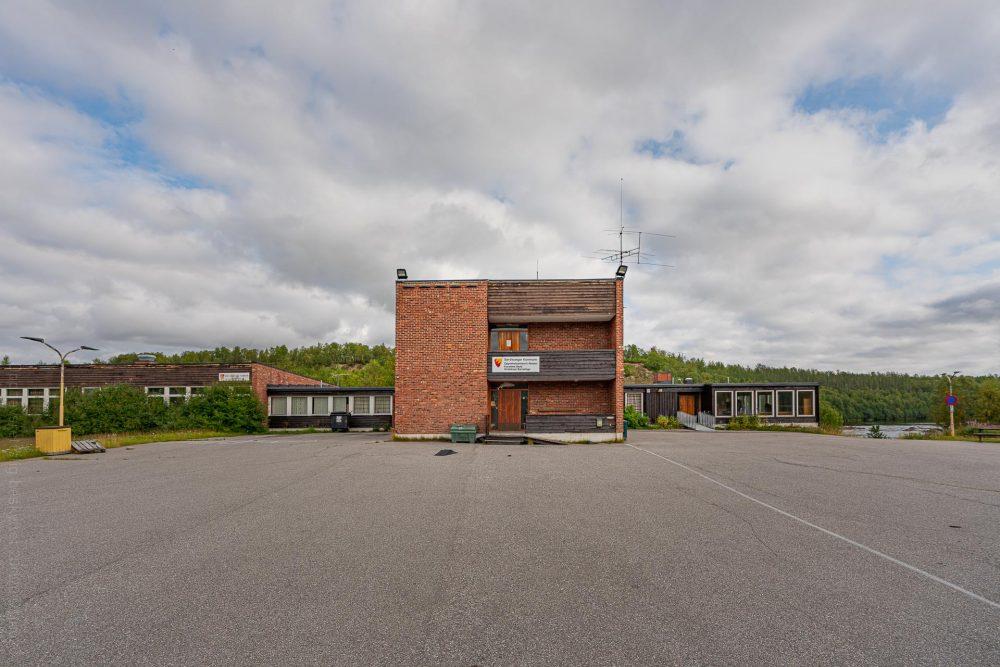 Fossheim skole, Finnmark