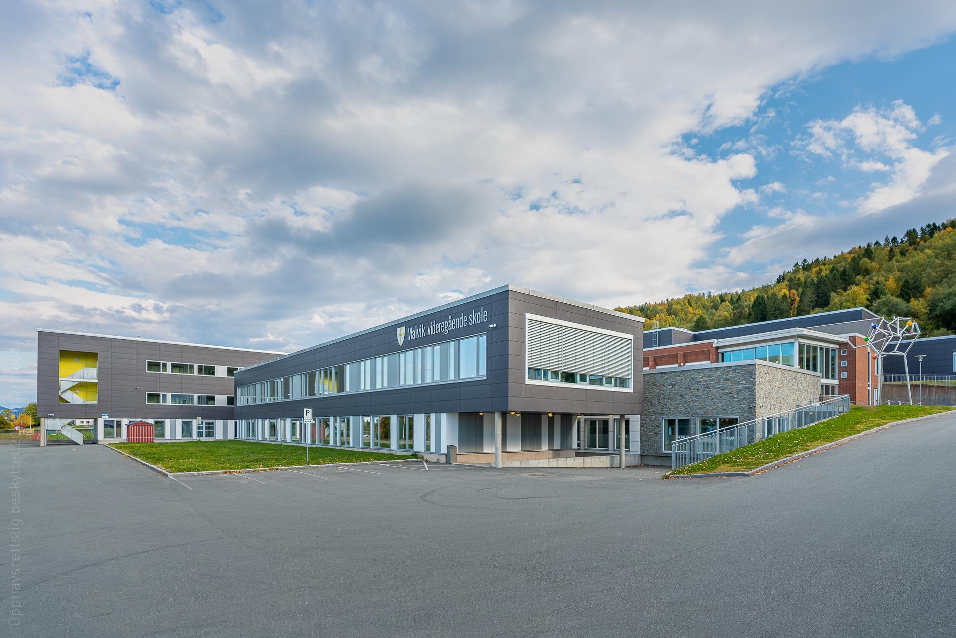 Malvik videregående skole, Trøndelag