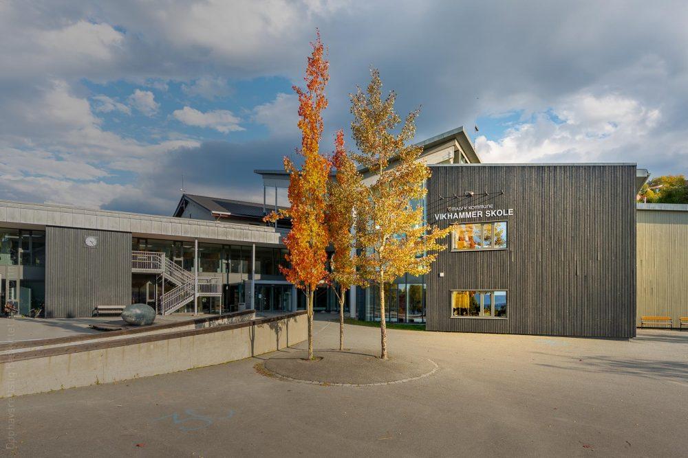 Vikhammer skole, Trøndelag