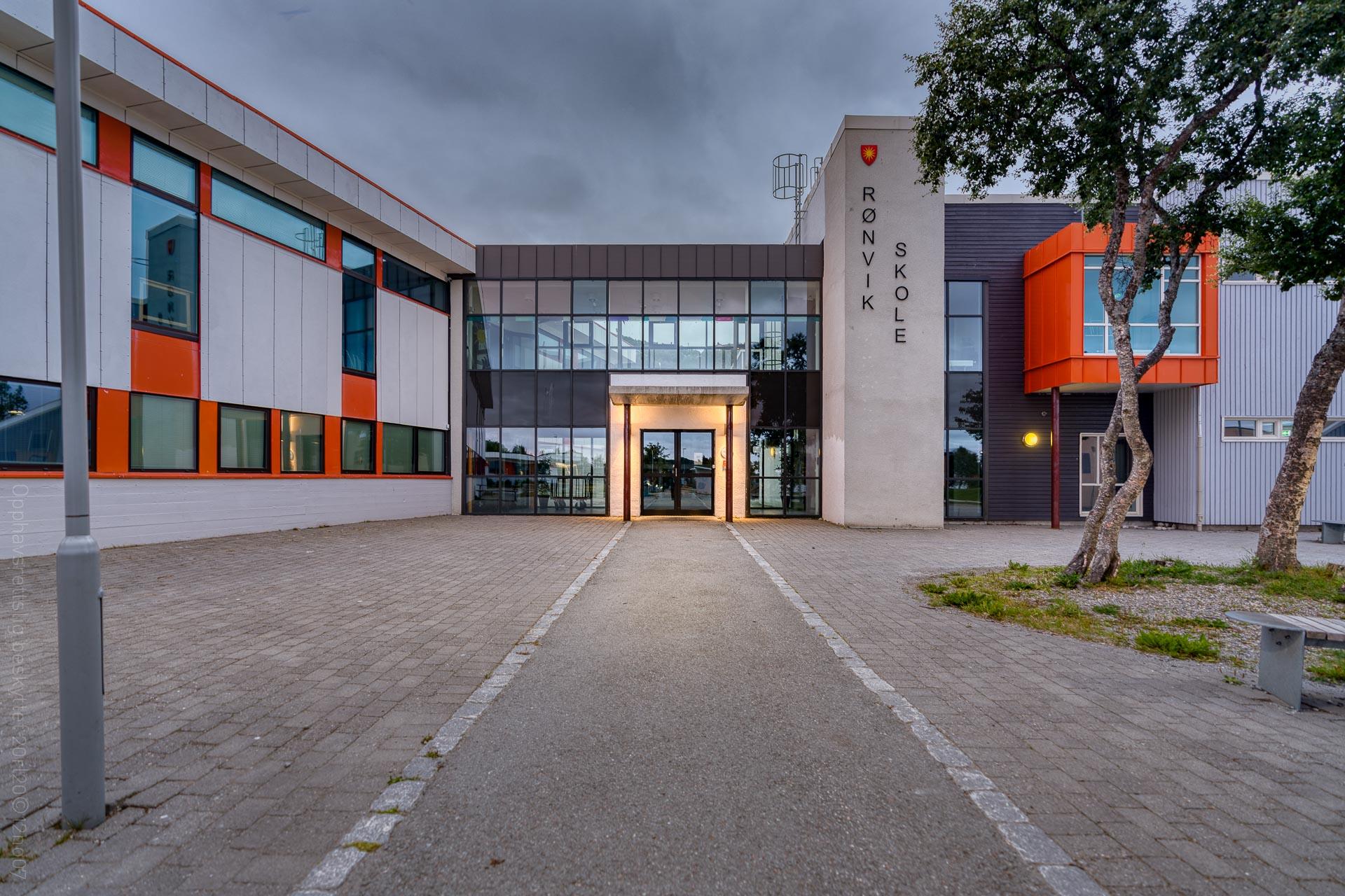 Rønvik skole, Nordland