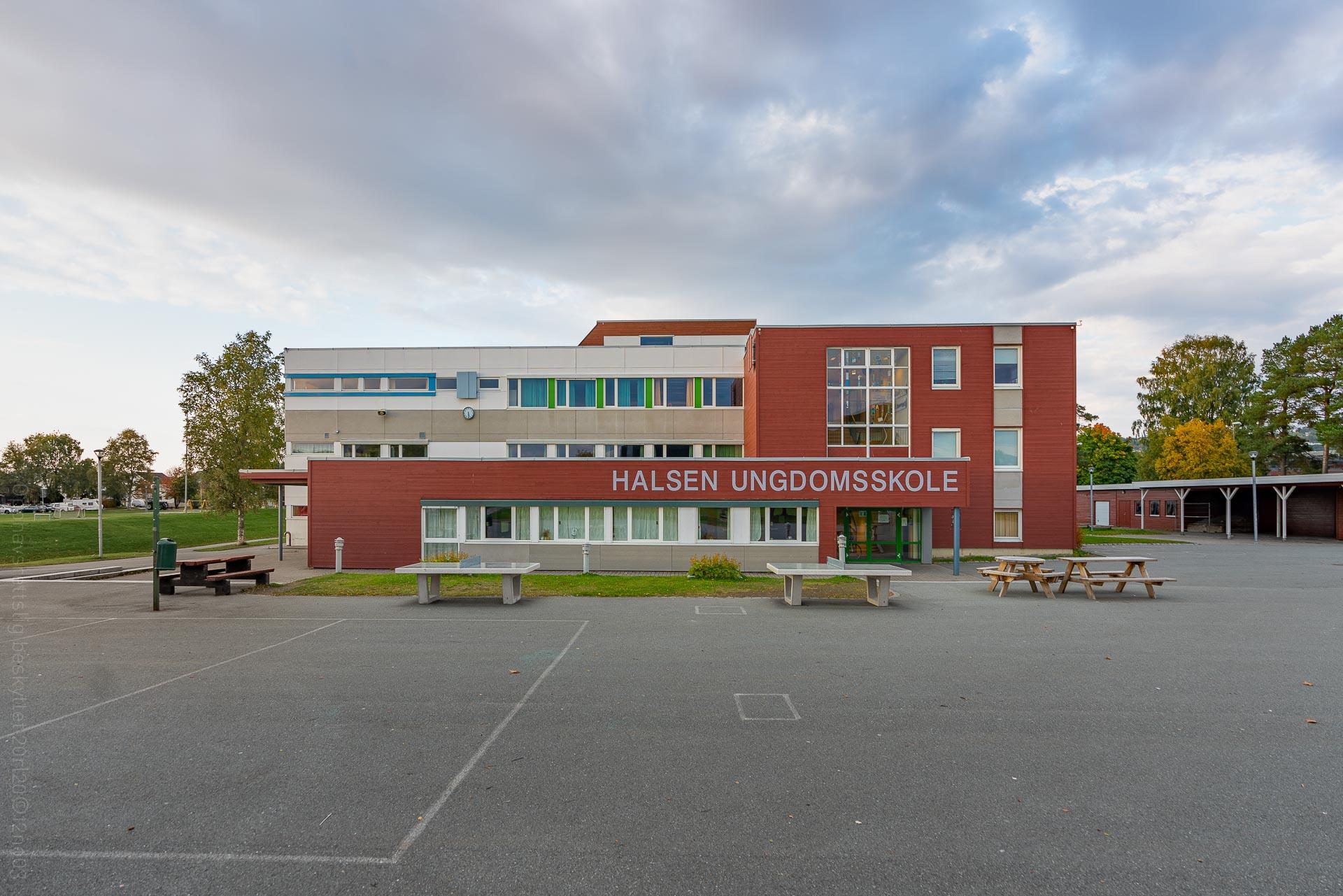 Halsen ungdomsskole, Trøndelag