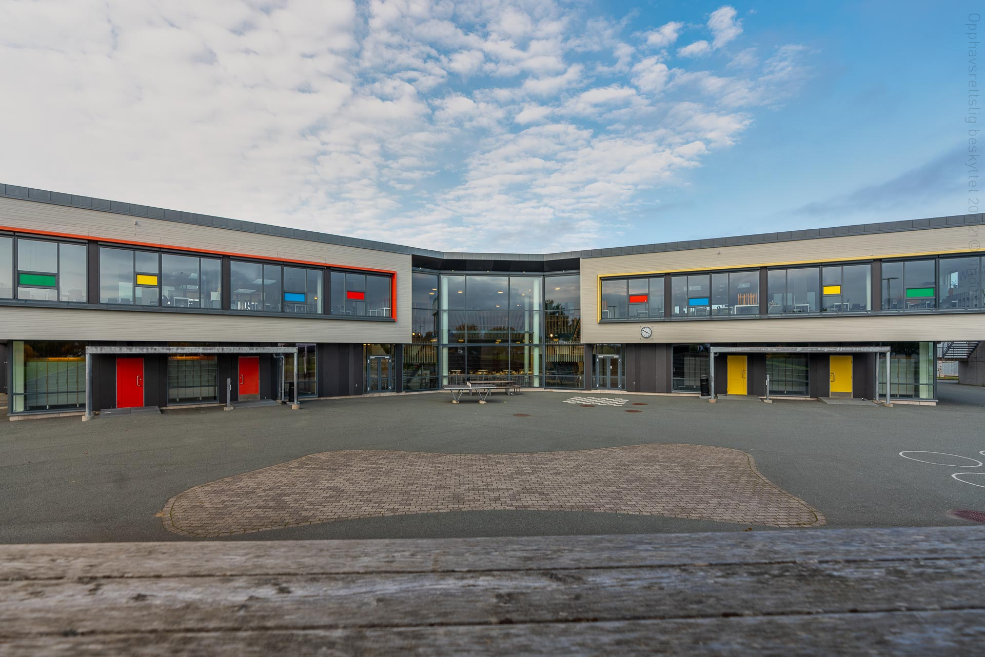 Ørland ungdomsskole, Trøndelag