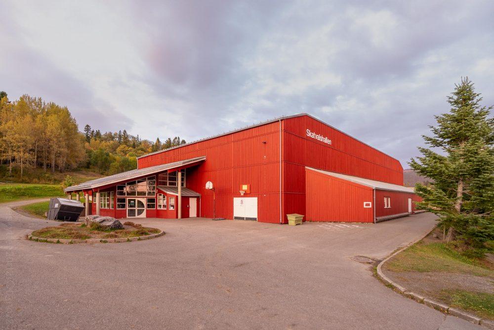 Skatvalshallen, Trøndelag